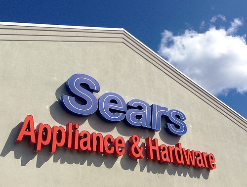 Sears Store at Eastview Mall Closing