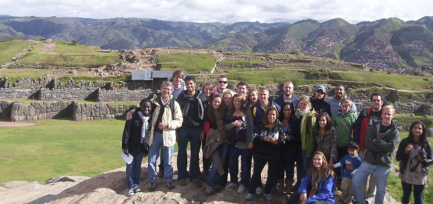 Princeton Review Names HWS #1 In Study Abroad