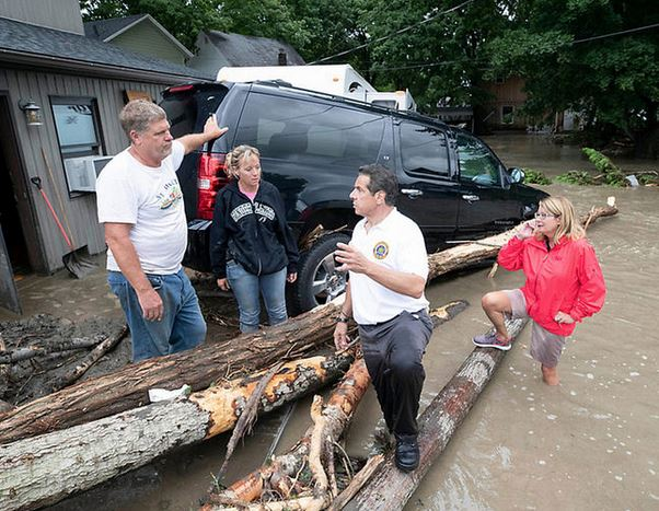 $13M secured for flood relief in Finger Lakes, Southern Tier