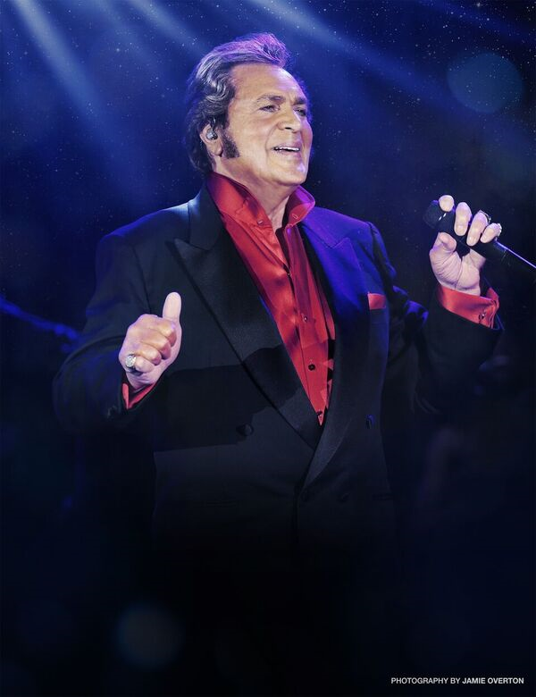Engelbert Humperdinck Coming to The Vine