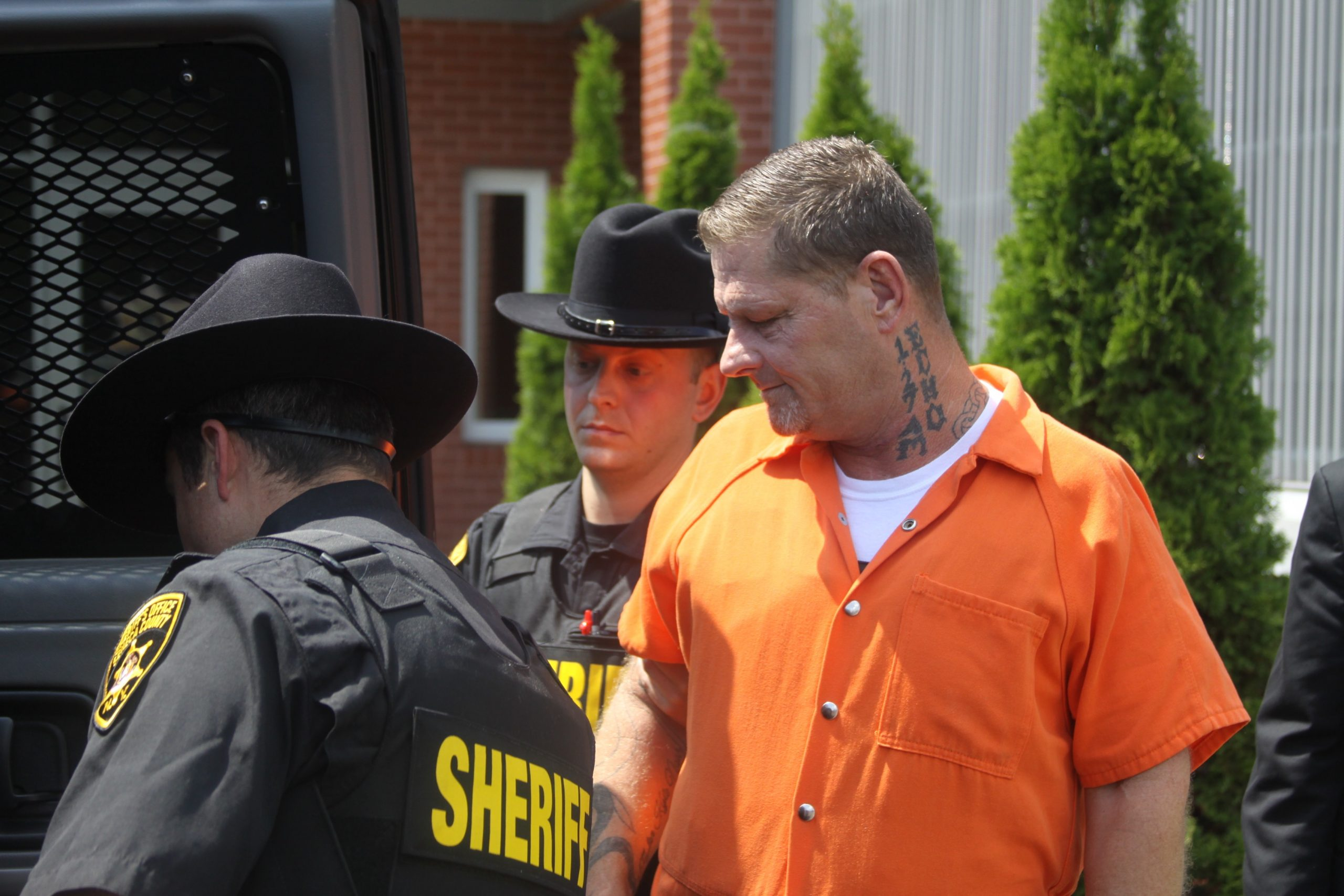 No Bail For Accused Waterloo Killer