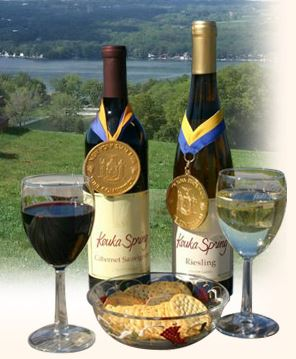 Finger Lakes Region Is Top Wine and Cider Winners
