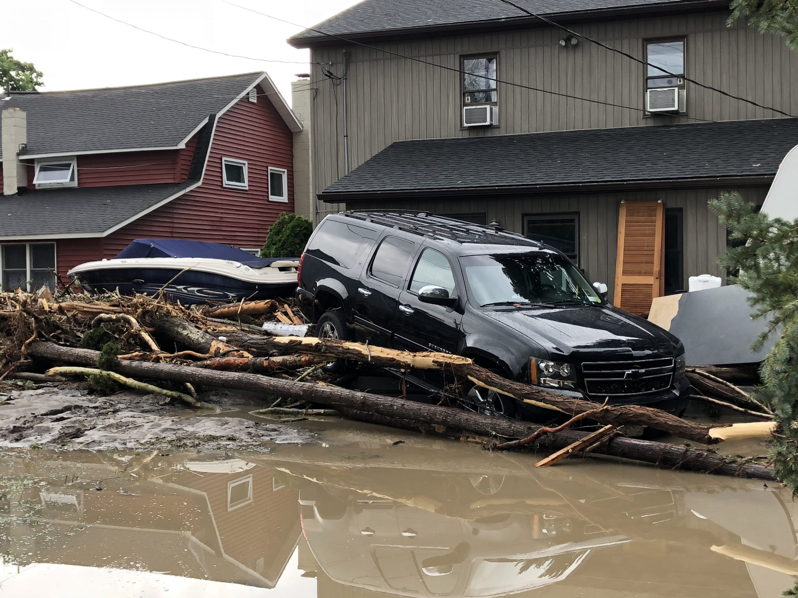 FEMA Approves Major Disaster Declaration for Seneca, Schuyler Counties