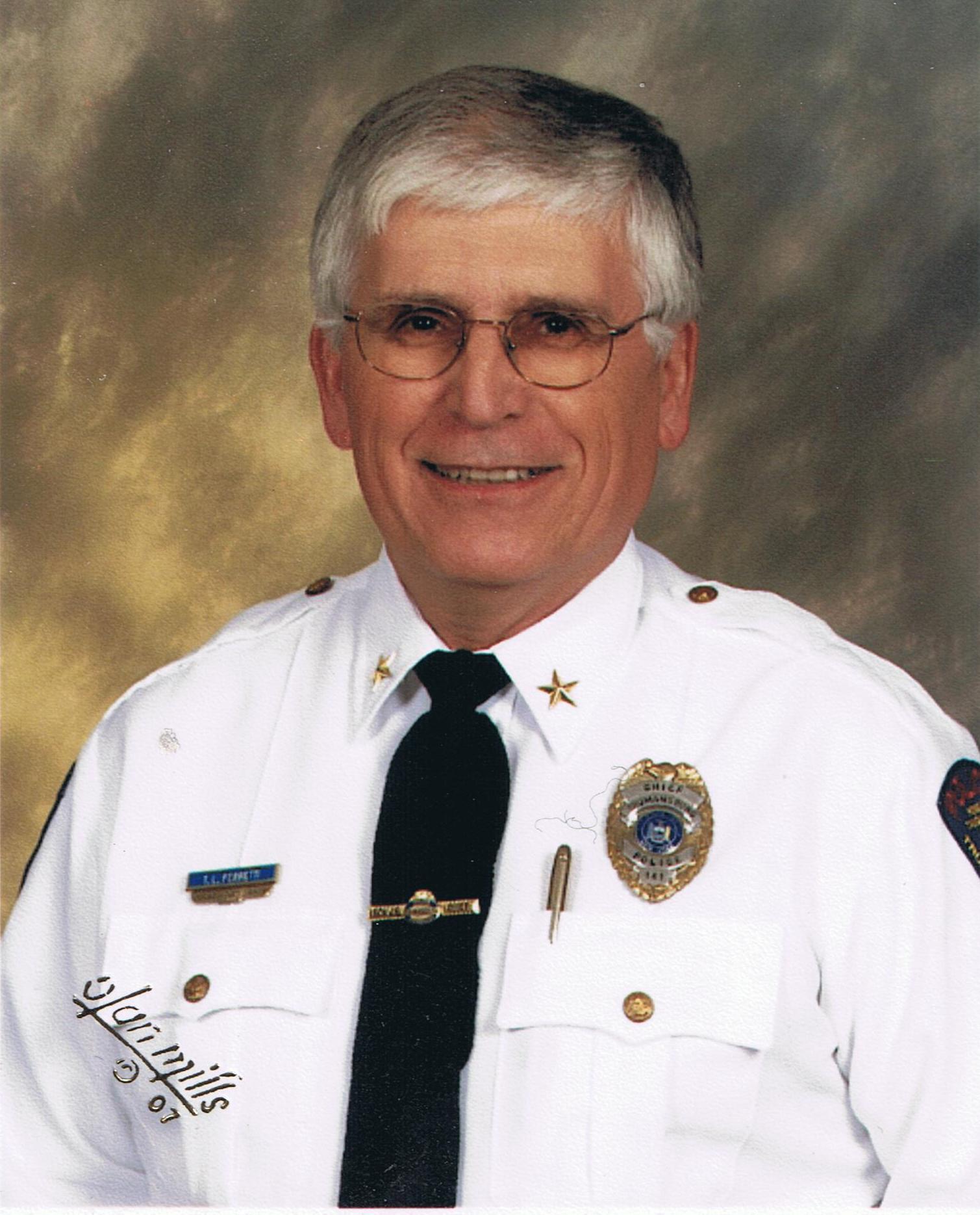 Trumansburg Police Chief Retires