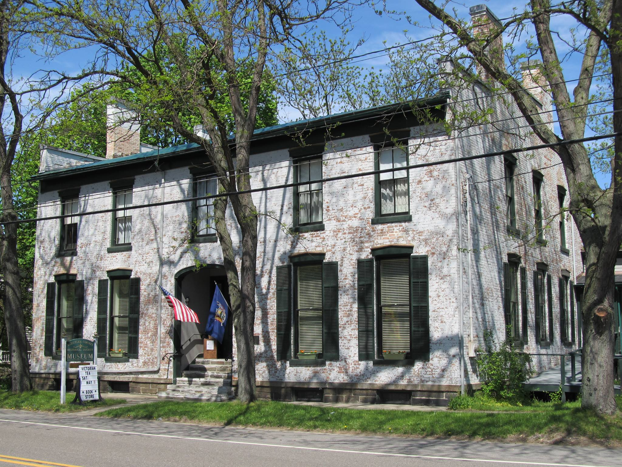 Schuyler Historical Society Receives Corning Inc. Foundation Grant