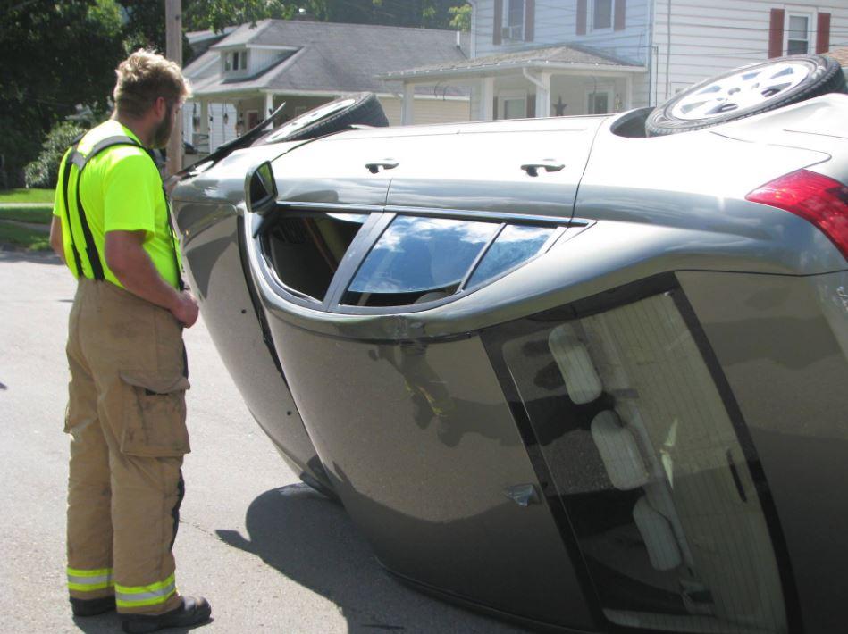 Farmington Teen Charged in Elmira Crash