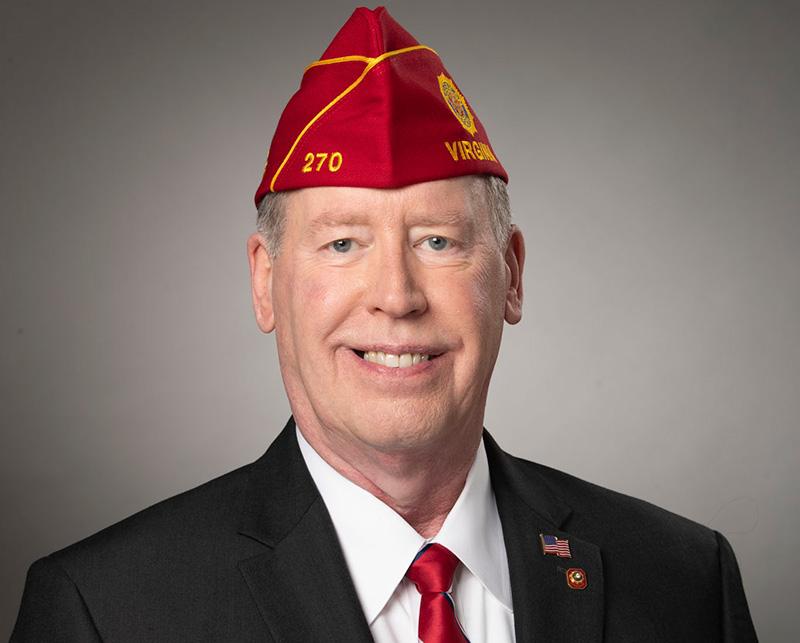 National American Legion Commander to Visit Seneca County Saturday