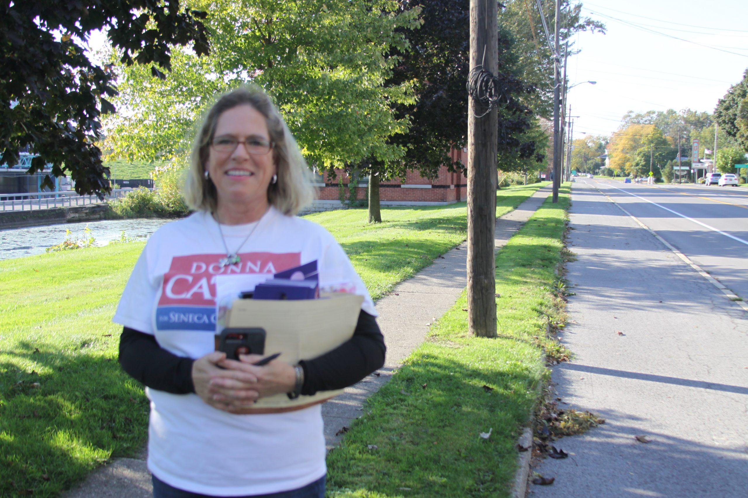 Door-to-Door with Donna Cathy