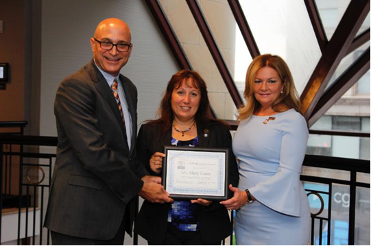 Ontario County Director of Finance Receives Honors