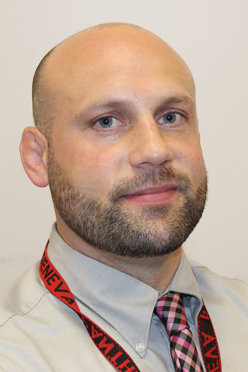 Geneva Assistant High Principal Named Interim AD
