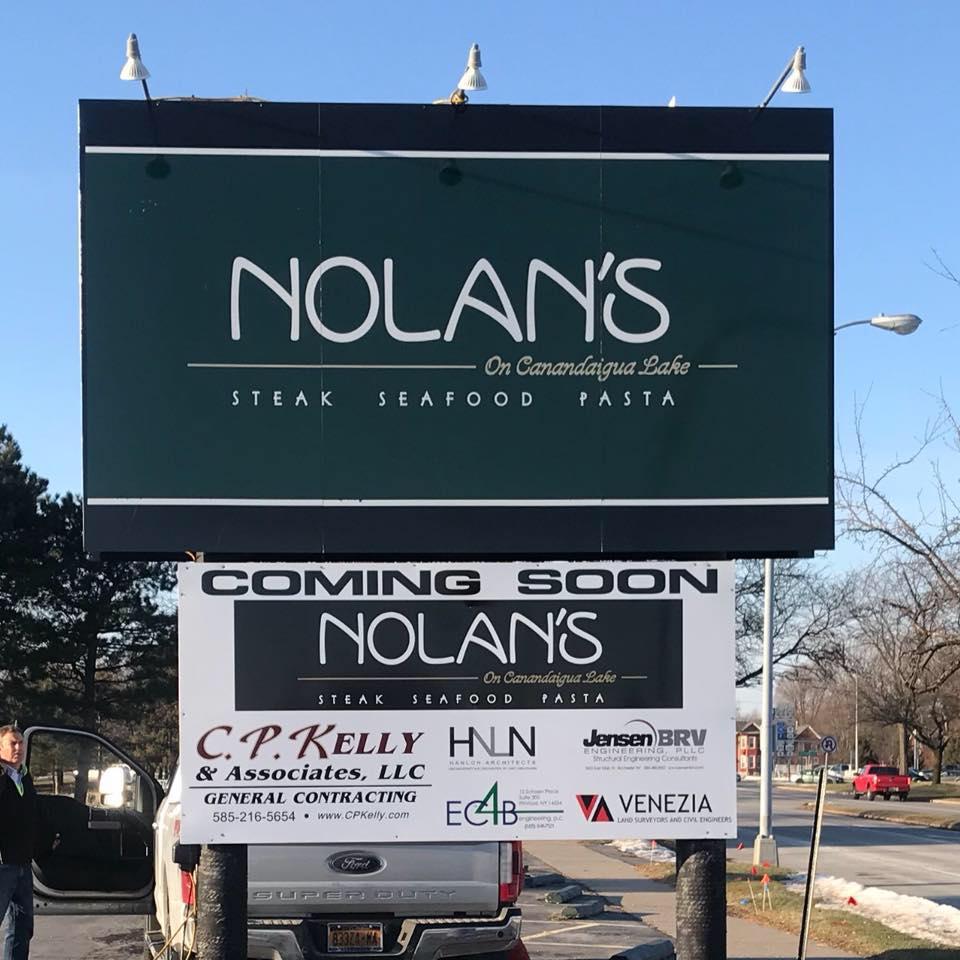 Nolan's to Reopen Monday