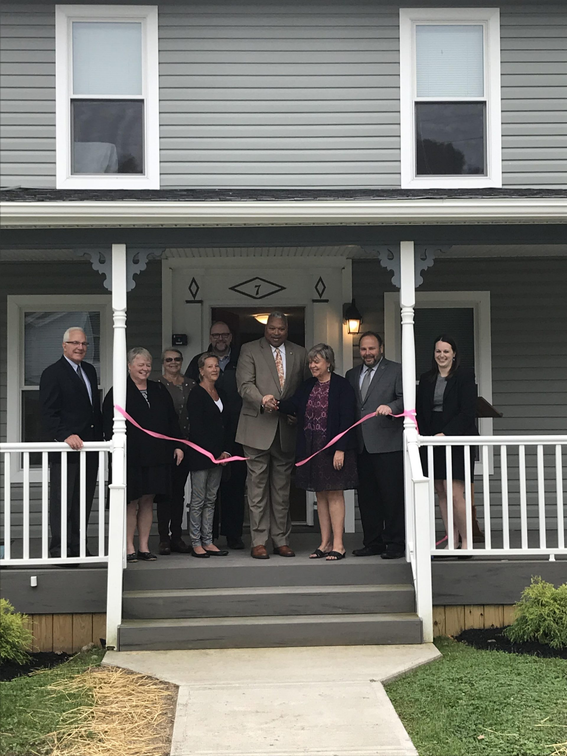 Supportive Housing Opens in Yates County