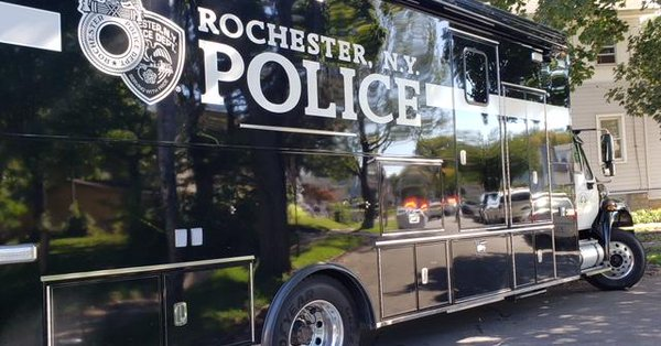Rochester Shooting Leads to Police Chase (Video)