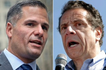 Cuomo Finally Agrees to Debate Molinaro Tuesday