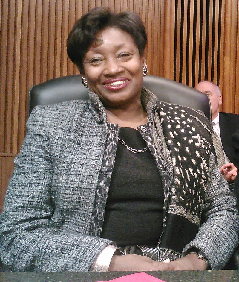 State Senate Elects First Female Leader in History