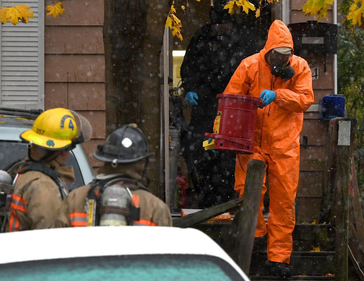 Drug Bust Shuts Down Streets in Auburn Friday