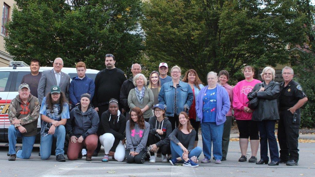 Ontario Co. Citizen Academy 2018