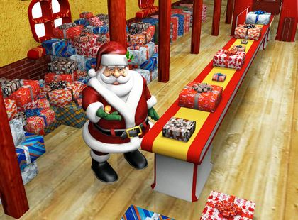 Government Shut Down Doesn't Stop Tracking Santa