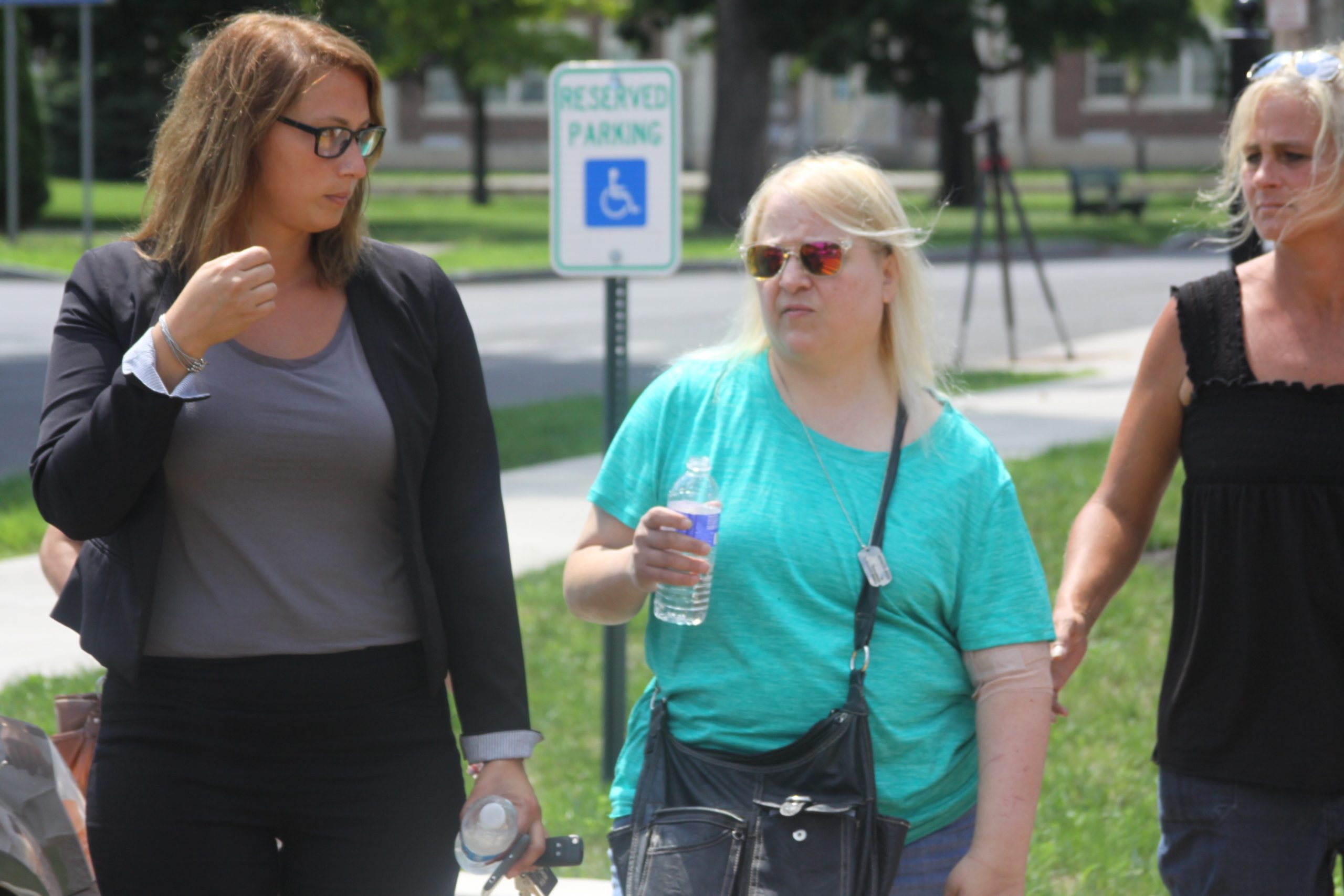 Waterloo Shooting Survivor Takes the Stand