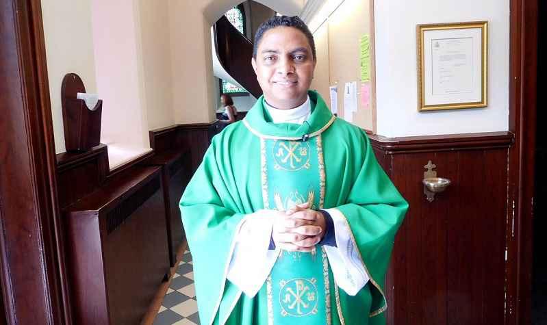 No Criminal Charges Against Father Viloria