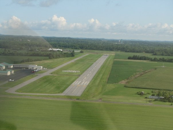 Plane Reportedly Crashes After Takeoff in Seneca Falls
