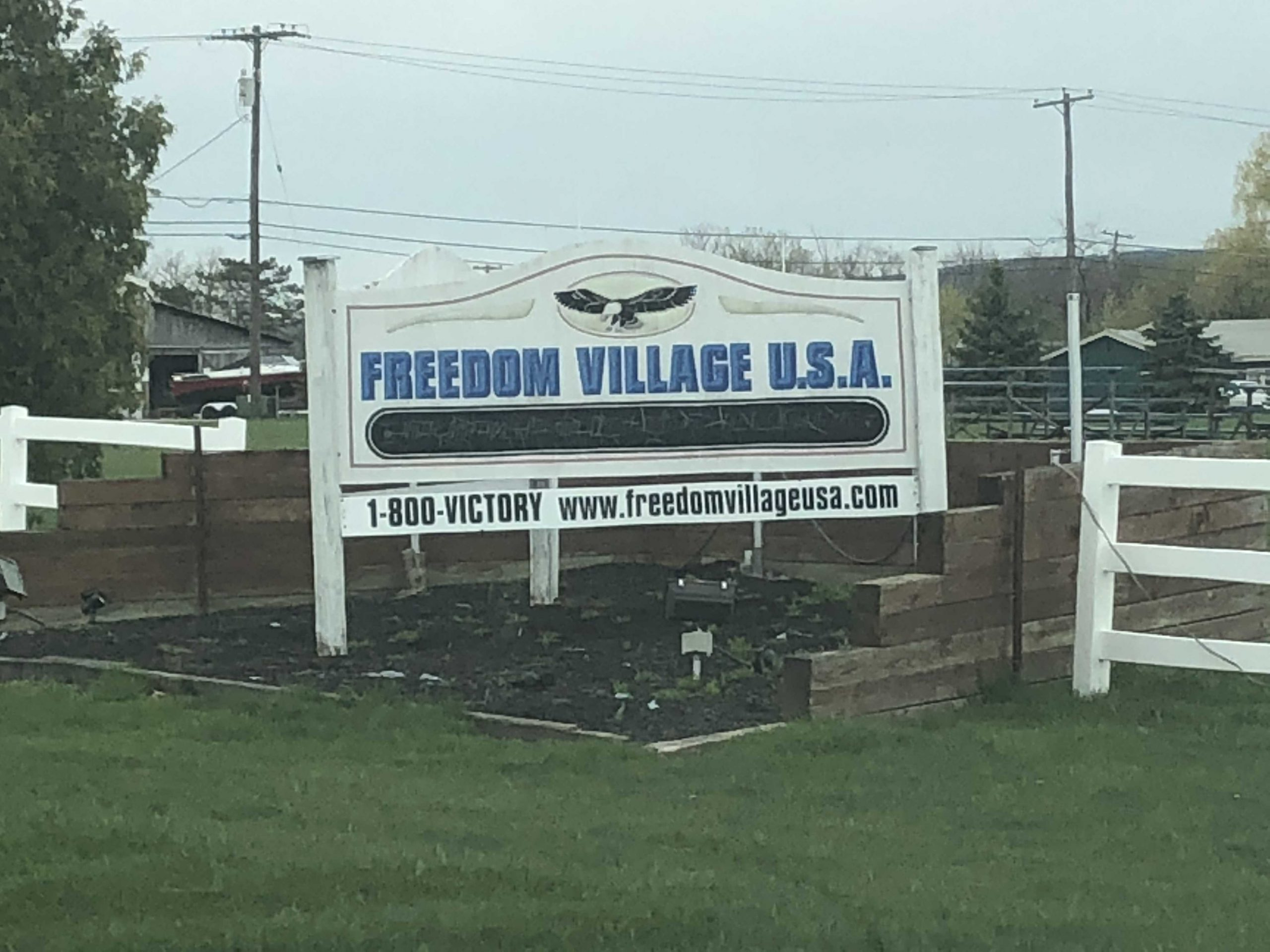 New Freedom Village land owners plan to sell parcels