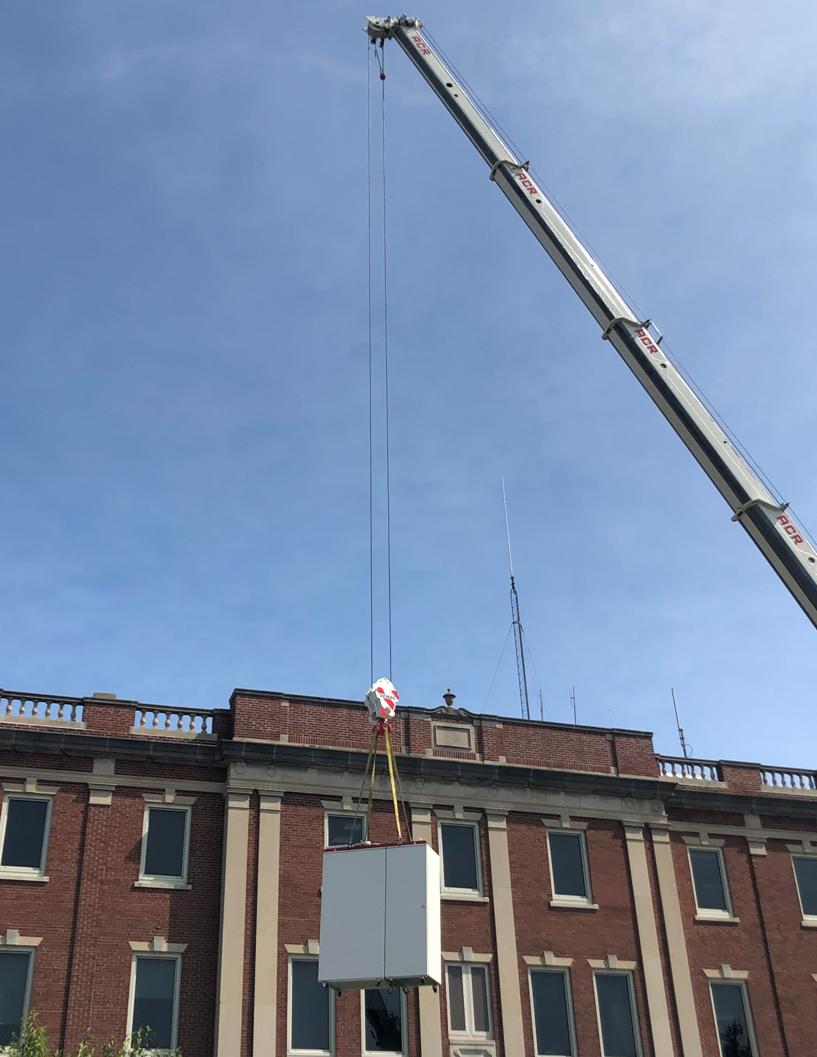 finger lakes radiology installs new open bore mri system