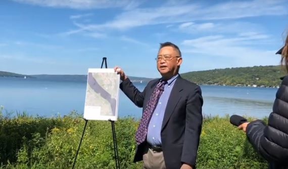 Toxics Targeting asks Cuomo to intercede in Cargill salt mine spill under Cayuga Lake
