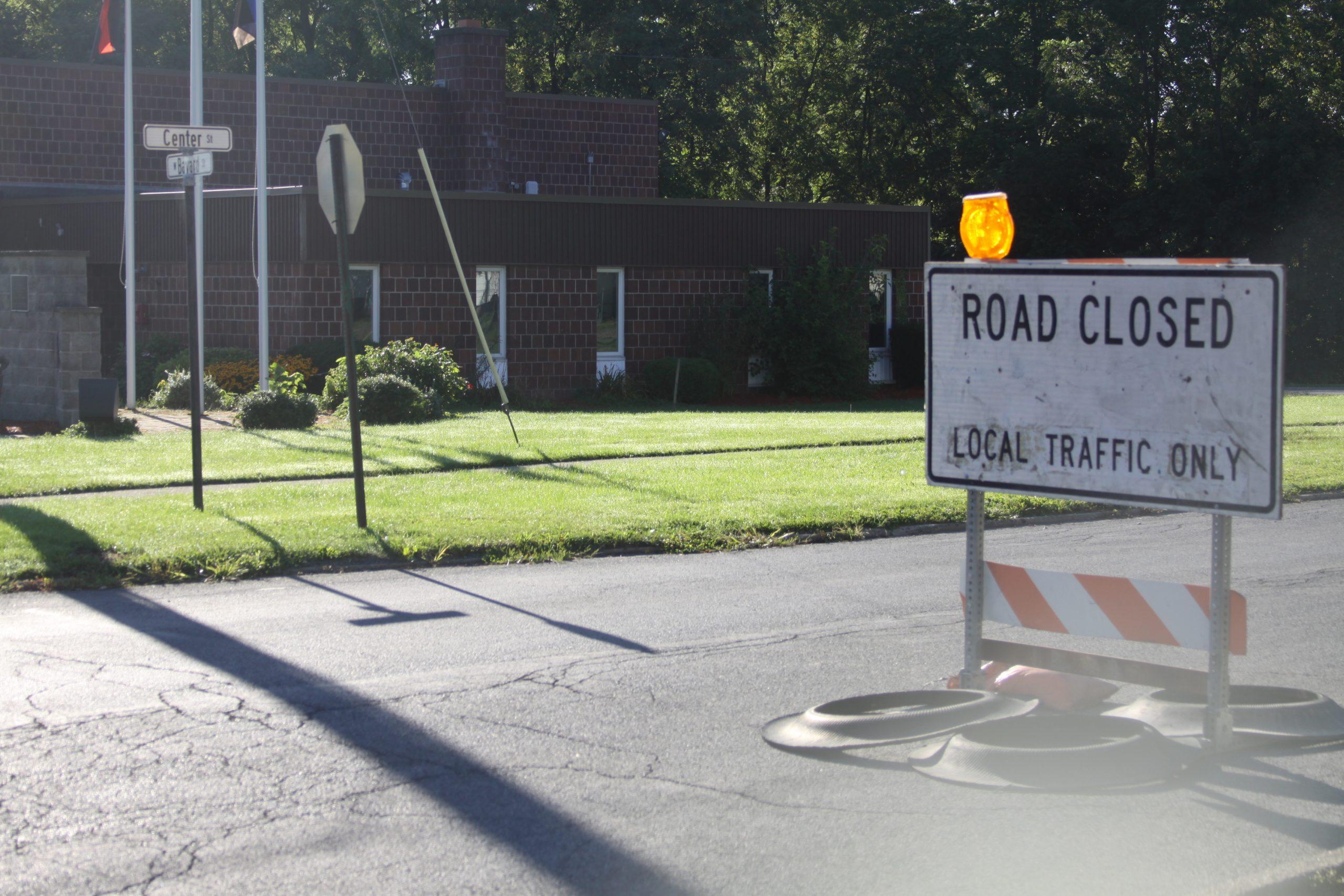 W. Bayard St. culvert repairs could cost around $1.5M to get traffic flowing in Seneca Falls