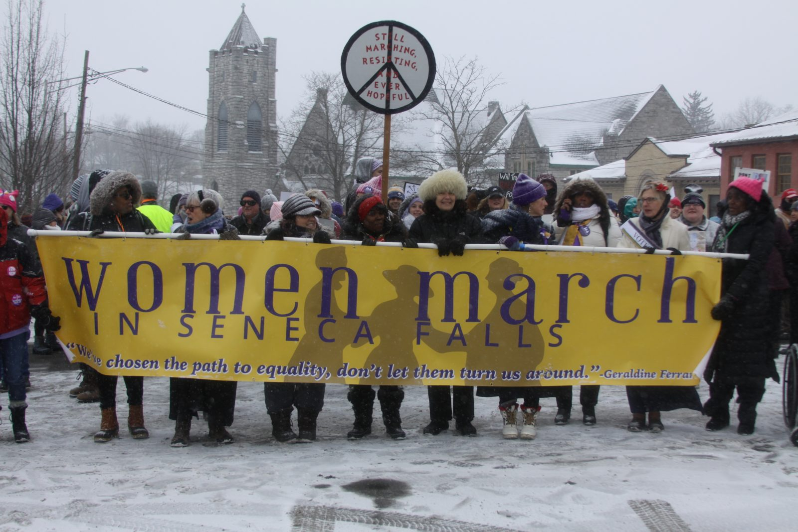 Where Brave Women Winter tourism campaign for the Finger Lakes kicks off in Seneca Falls