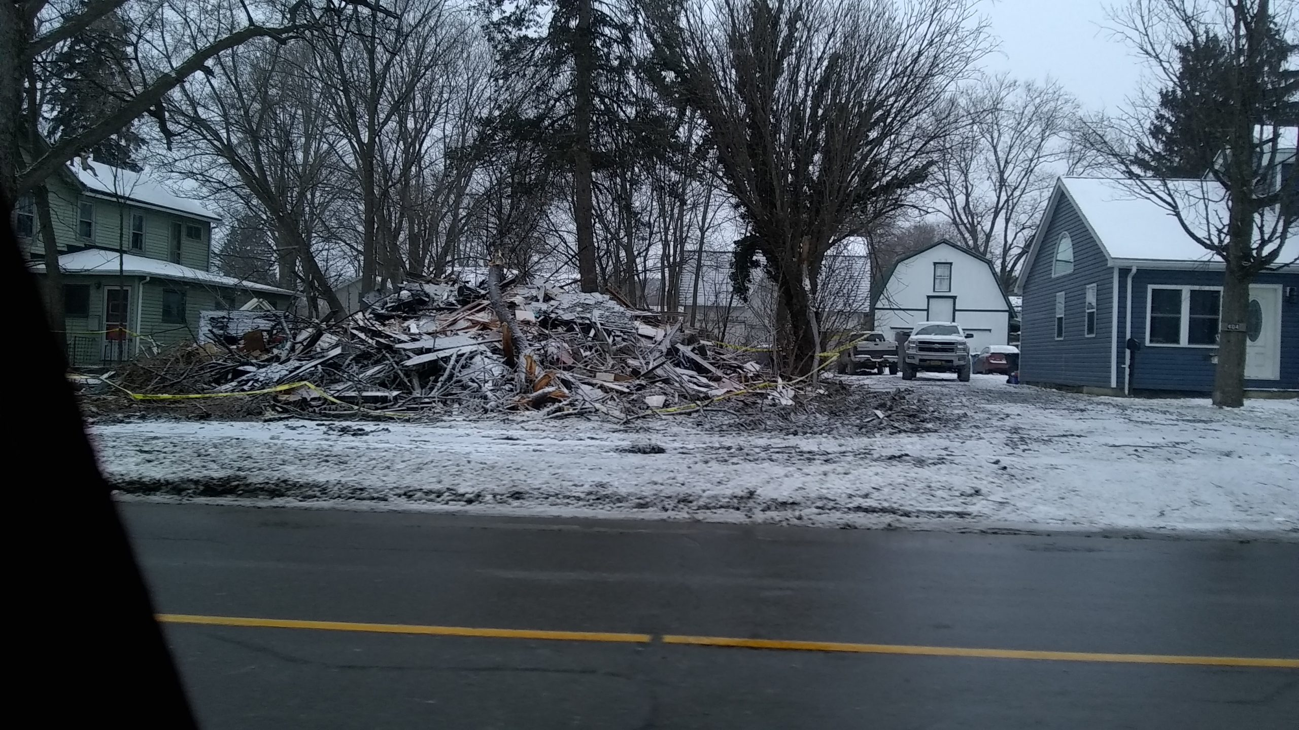 Penn Yan home destroyed by two fires over the weekend