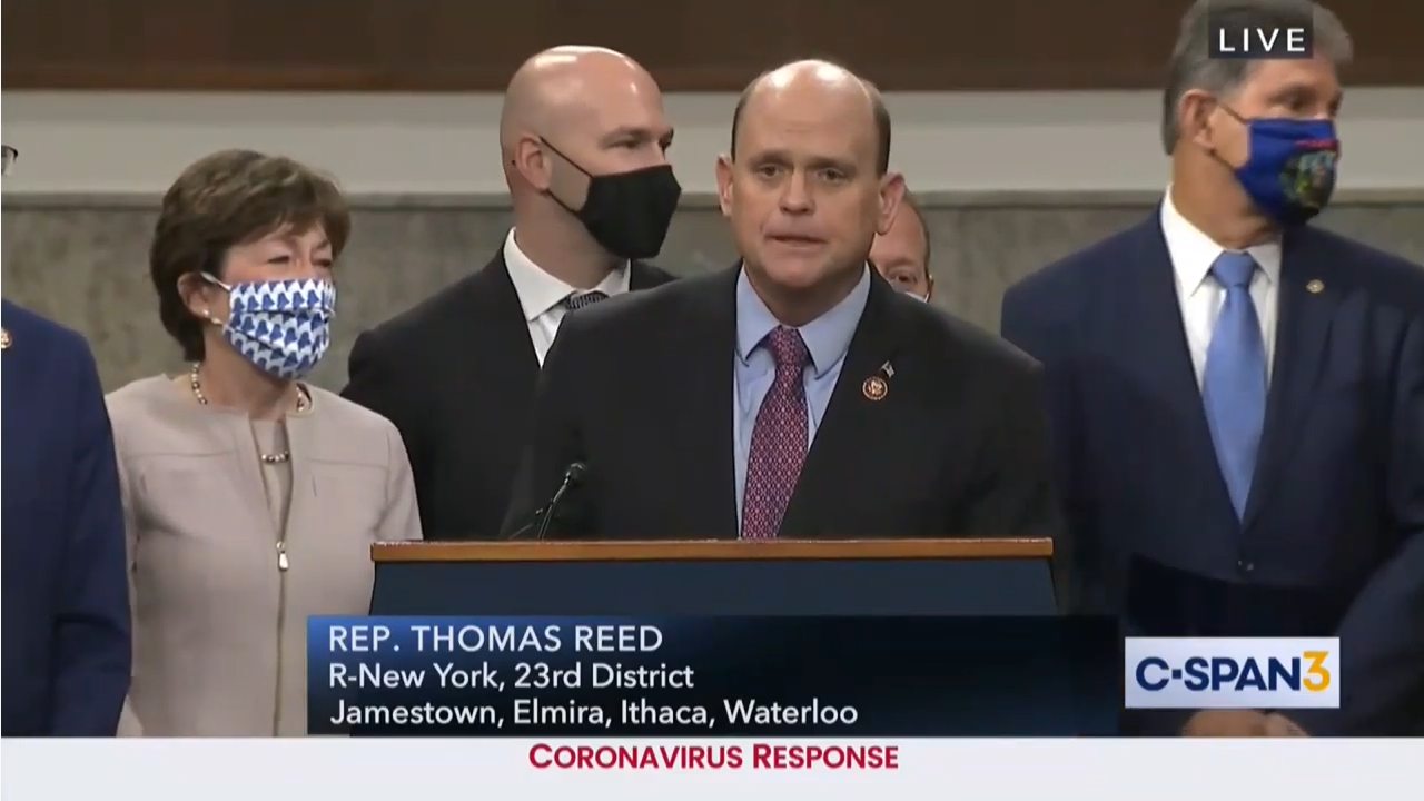 Rep. Reed, Problem Solv