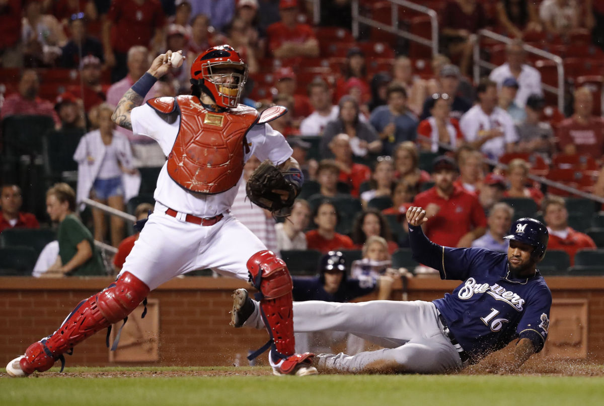 Brewers Beat Cardinals, Snap Home Series Losing String