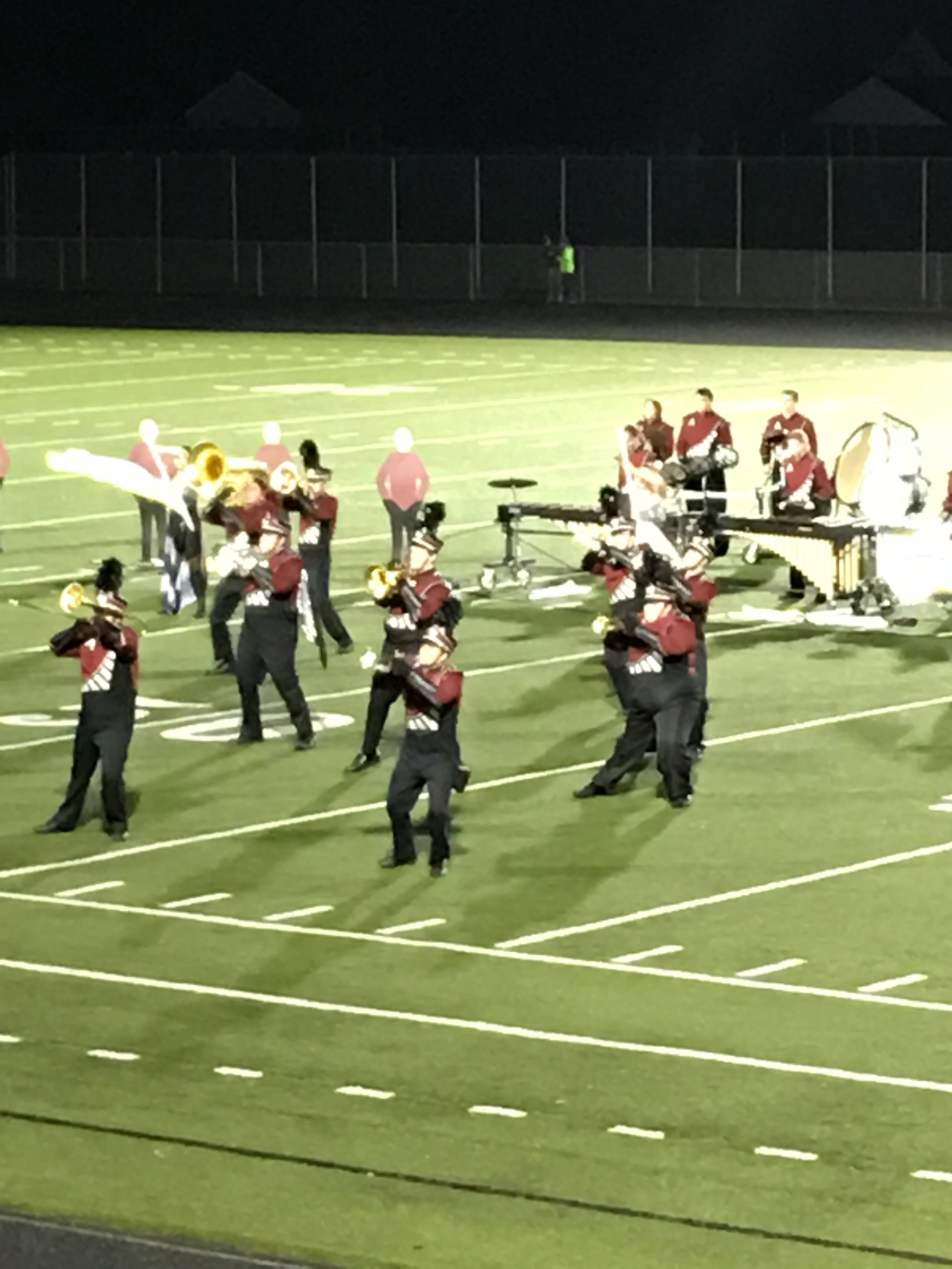 Marching Band To Compete