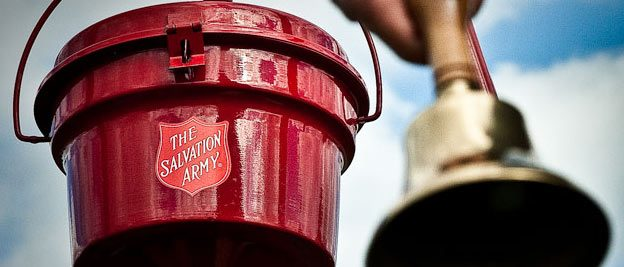 Bell Ringing Rings In The Season For Salvation Army