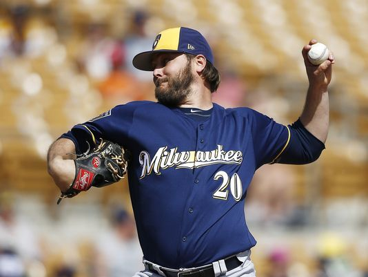 Brewers Working Angles To Keep LHP Wade Miley
