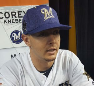 Injuries Force Brewers Into More Roster Moves