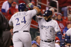 Brewers Stay Hot, Beat Mets 8-7 Sunday; Lead Central by 4