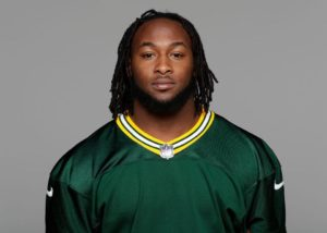 NFL Suspends Packers RB Jones