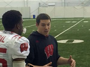 Badgers Get First Look at New Defense Tonight