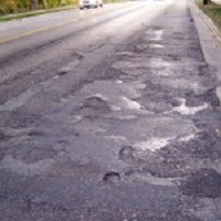 Roads an Issue in Governor's Race