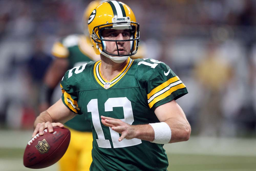 Packers Steal A Win with Another Impressive Performance by Rodgers