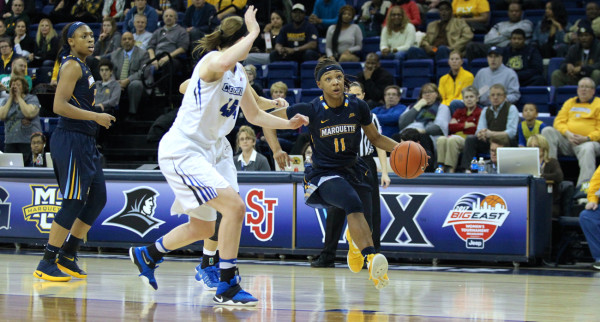 Marquette Men and Women Popular Among Big East Coaches