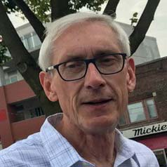 Report: Evers Plagiarized Sections of Budget Request