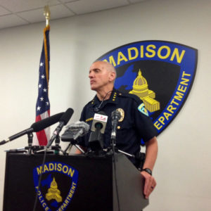 Madison Police Chief Frustrated by Juvenile Offenders