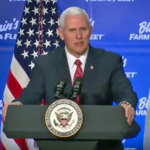 Pence to Campaign with Walker in Western Wisconsin