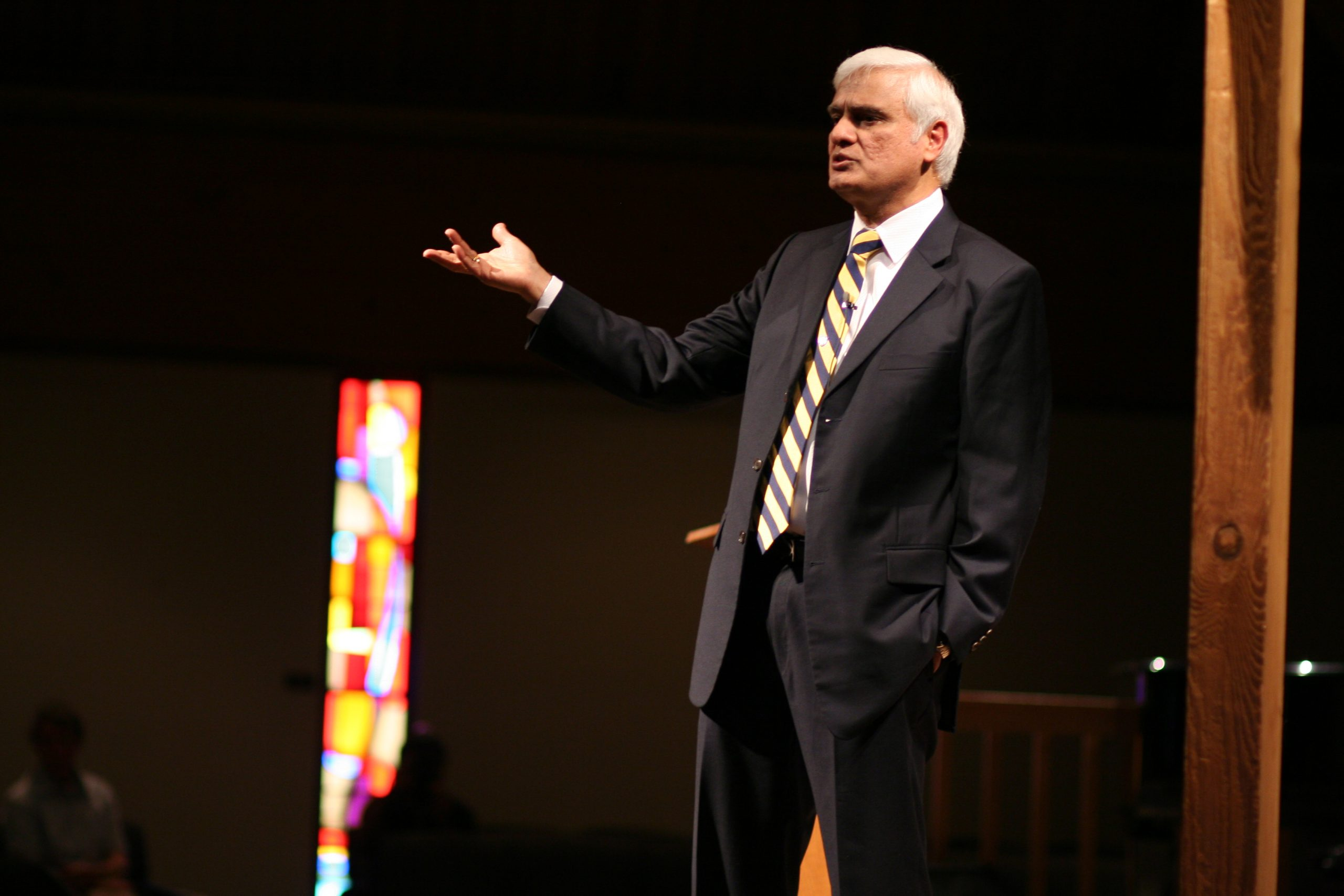 Ravi Zacharias / Let My People Think