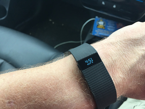 FitBit tracks the moment a man gets his heart broken