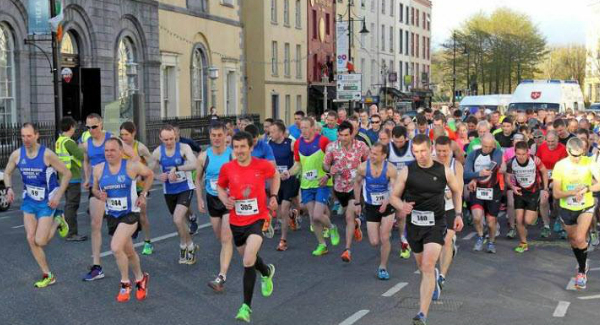 Full list of Road Closures for WLR Waterford Viking Marathon