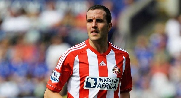 John O'Shea signs one year contract with Sunderland